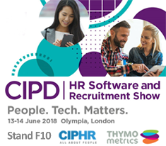 CIPD HR Software Show 2018