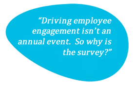 driving employee engagement